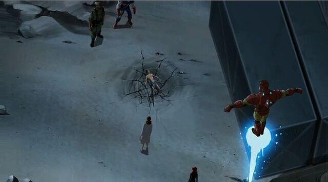 File:Avengers Surround Bruce UA.jpg