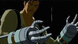 Tony Armor Hands Building IIM