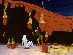 MetroChem Wall Falls on Storm Rogue