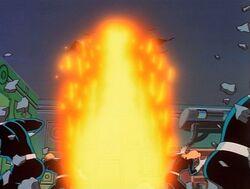 Mjolnir Enters Four Freedoms Plaza