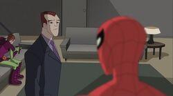 Norman Pleads With Spider-Man SSM