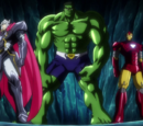 Avengers (Marvel Disk Wars: The Avengers)