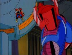 Thor Meets Galactus Again