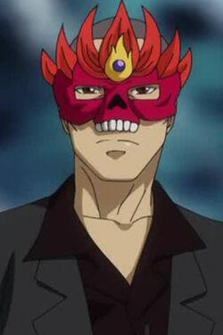 Okuma jubei masked