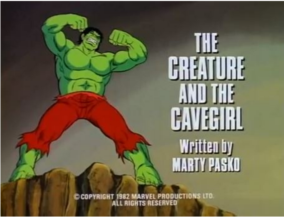 File:The Creature And The Cavegirl.PNG