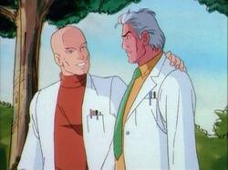 Xavier Befriends Magnus