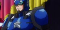 Captain America (Marvel Disk Wars: The Avengers)
