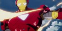 Iron Man (Marvel Disk Wars: The Avengers)