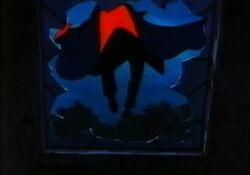 Dracula Flees Church DSD
