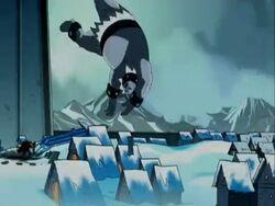 Thor Flips Jotun AEMH