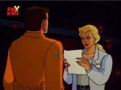 DCC Man Drafts Betty