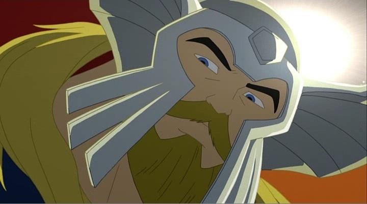 Thor (Next Avengers: Heroes of Tomorrow) | Marvel Animated ... The Amazing Spider Man 3 Black Cat