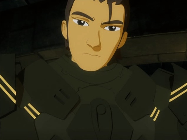 Gene Khan (Iron Man: Armored Adventures) | Marvel Animated ...