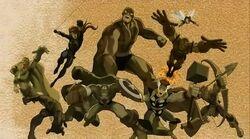 Avengers NAHT