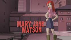 Mary Jane Watson SSM