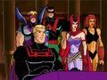 Avengers Watch President Attack.jpg