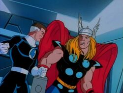 Reed Thor Accept Galactus Help