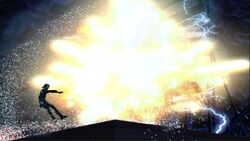 Maximum Shock Sign Explodes SMTNAS
