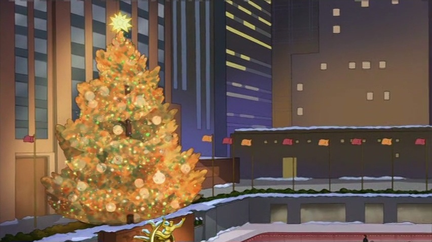 Christmas Tree (The Spectacular Spider-Man) | Marvel Animated ...