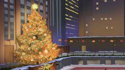 Rockefeller Tree Night SSM