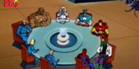 Marvel Animated Universe
