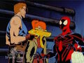 John Threatens Spider-Man.jpg
