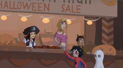Trick or Treaters SSM