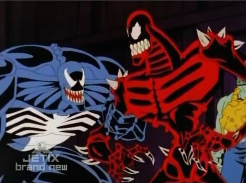 File:Venom Wonders About Counter-Earth Spider-Man.jpg