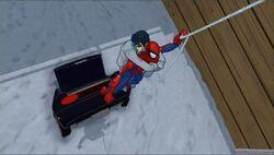 Spider-Man Saves Max SMTNAS