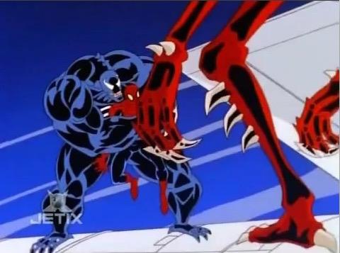 File:Venom Carnage Trap Spider-Man Solaris One.jpg
