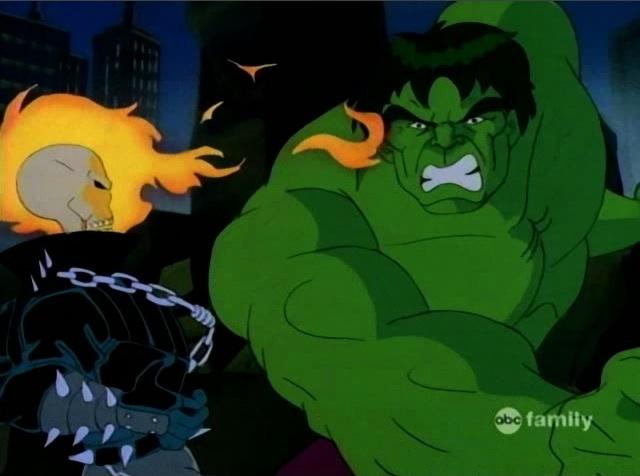 File:Ghost Rider Dodges Hulk.jpg