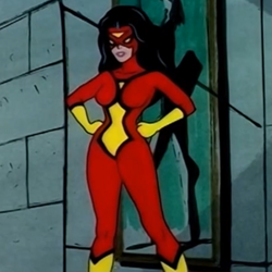 Spider-Woman SW