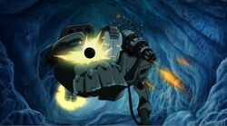 War Machine Fires UA2