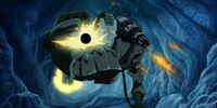War Machine Armor (Ultimate Avengers)