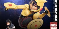 GoGo Tomago (Big Hero 6)