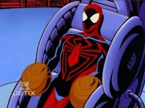 File:Spider-Man Captured at Wundagore.jpg