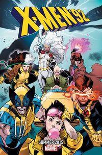 X-Men 92 Tease 2015