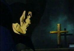 Dracula Spots Cross DSD