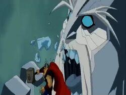 Thor Smashes Ymir Teeth AEMH