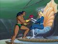 Namor Gives Invisible Woman Roses.jpg