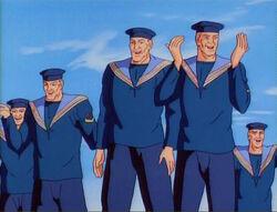 Russian Sailors Healed
