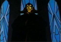 Dracula Impersonates Satan DSD