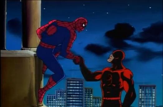 File:Peter Parker & Matthew Murdock (Earth-92131).jpg