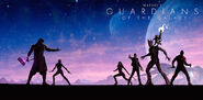 Bluray Box - GoTG