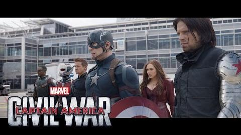 The Safest Hands - Marvel's Captain America Civil War