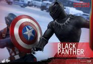 Black Panther Civil War Hot Toys 9
