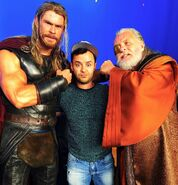 Asgard Set Costume 2