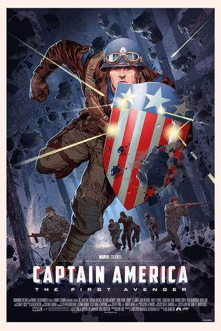 File:Captain America The First Avengers Mondo poster 2.jpg