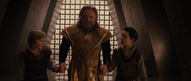 File:Odin-Young-Thor-Loki.jpg