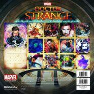 Doctor Strange Calender 4
